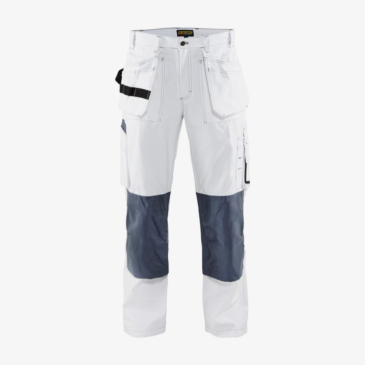 Puma's Blue Natural Reinforced Knee Painters Pants