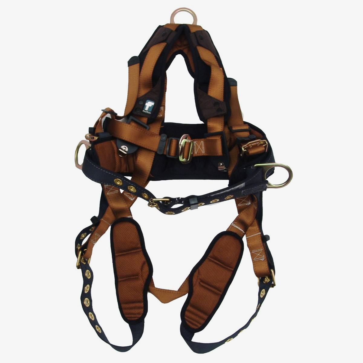 Ergodyne FallTech Safety Harness 1 D Ring with Tongue Buckles